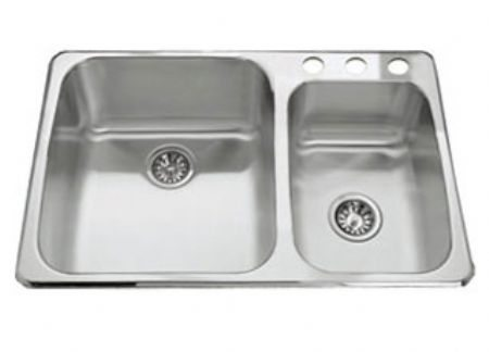 Top Mount Kitchen Sinks - Discount Kitchen Cabinets Denver ...