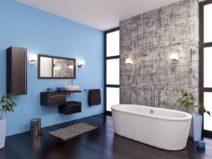bathroom building supplies in Denver