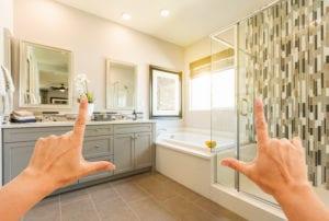 incorporate beautiful Denver granite countertops into bathroom remodeling design