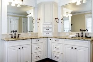 bathroom granite countertops Denver
