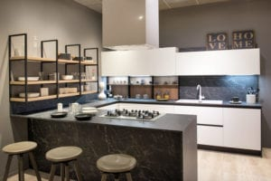 Buy and Build kitchen design materials