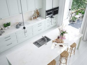 granite countertops Denver design